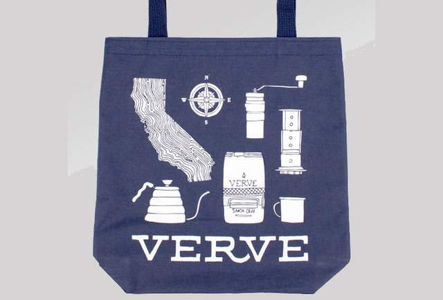 Verve tote bag-The top 11 coffee roasters in the nation, as voted by super-serious coffee nerds