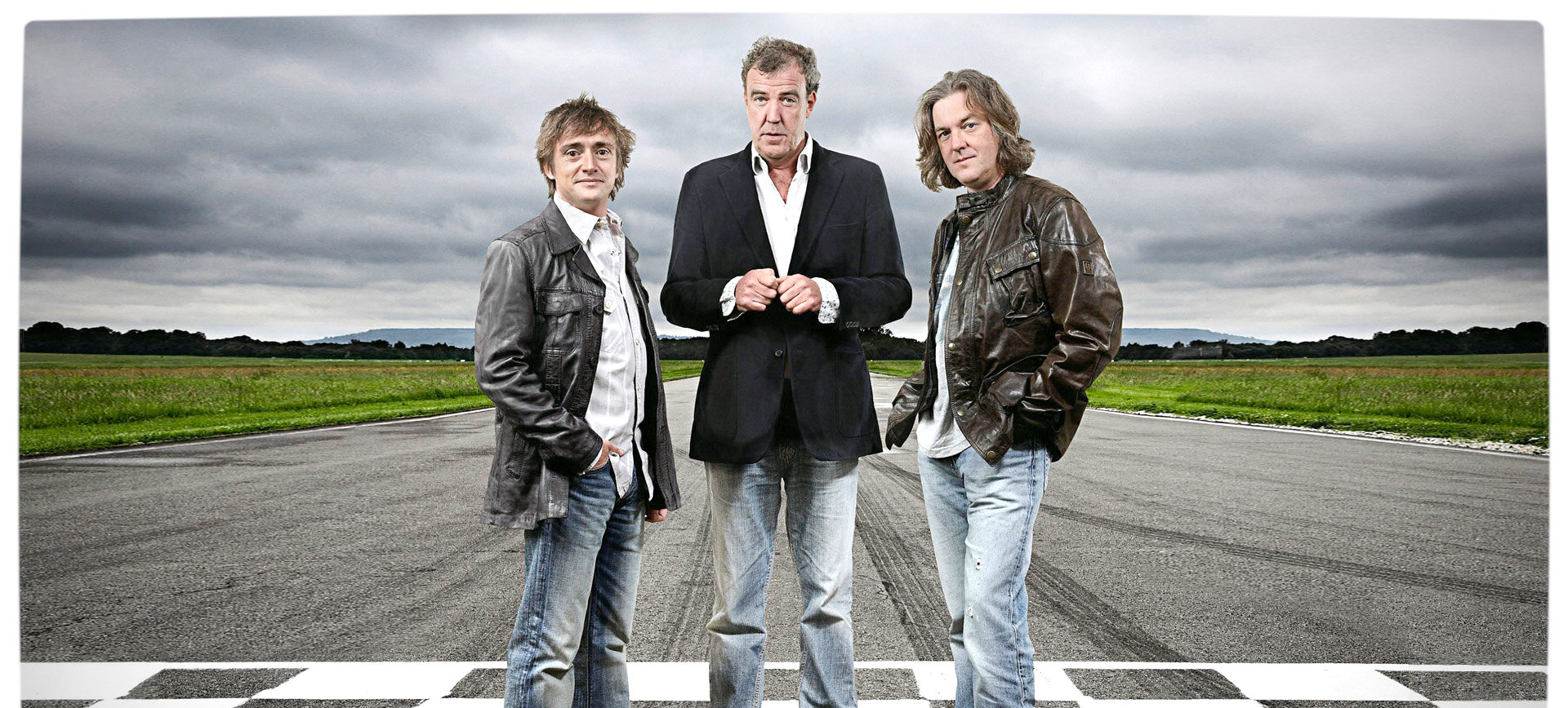 top gear hosts sign deal with amazon prime jeremy. Black Bedroom Furniture Sets. Home Design Ideas